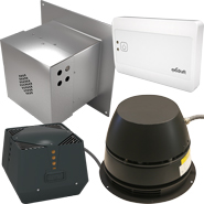 Fans for Gas Fireplaces and Boilers