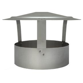 Aluminium Adj Cowl 230mm Dia