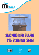 Bird Guards NEW