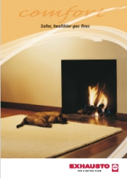 Safer Healthier Gas Fires